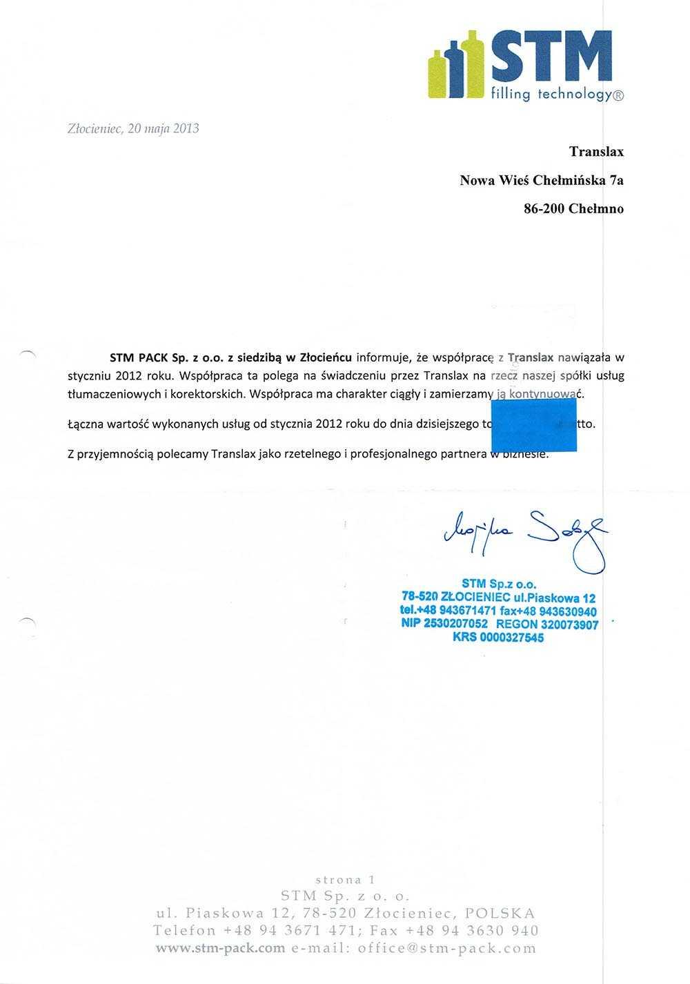 CCF20130605 0001 2 - Referencje