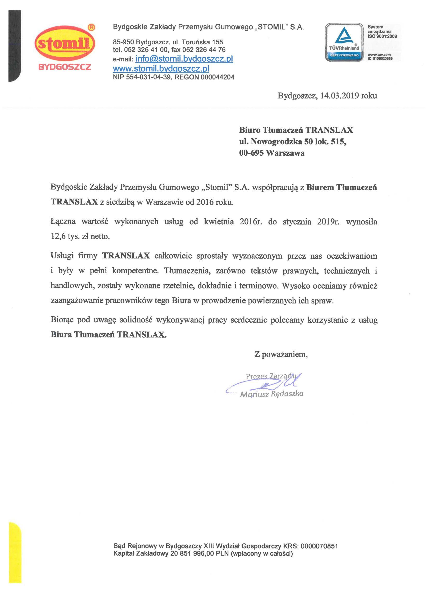 Referencje 2019 Strona 12 scaled - Referencje